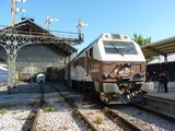 Asistentes al VII Congreso de Ingenieros de ICAI viajan en el Tren de la Fresa