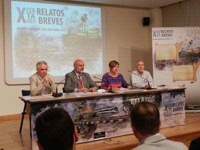 Entrega de los premios del X Certamen de Relatos Breves de Cercanías Madrid