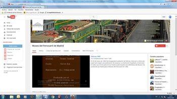 Nuevos vídeos en el canal Youtube del Museo