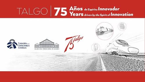 75 aniversario de Talgo